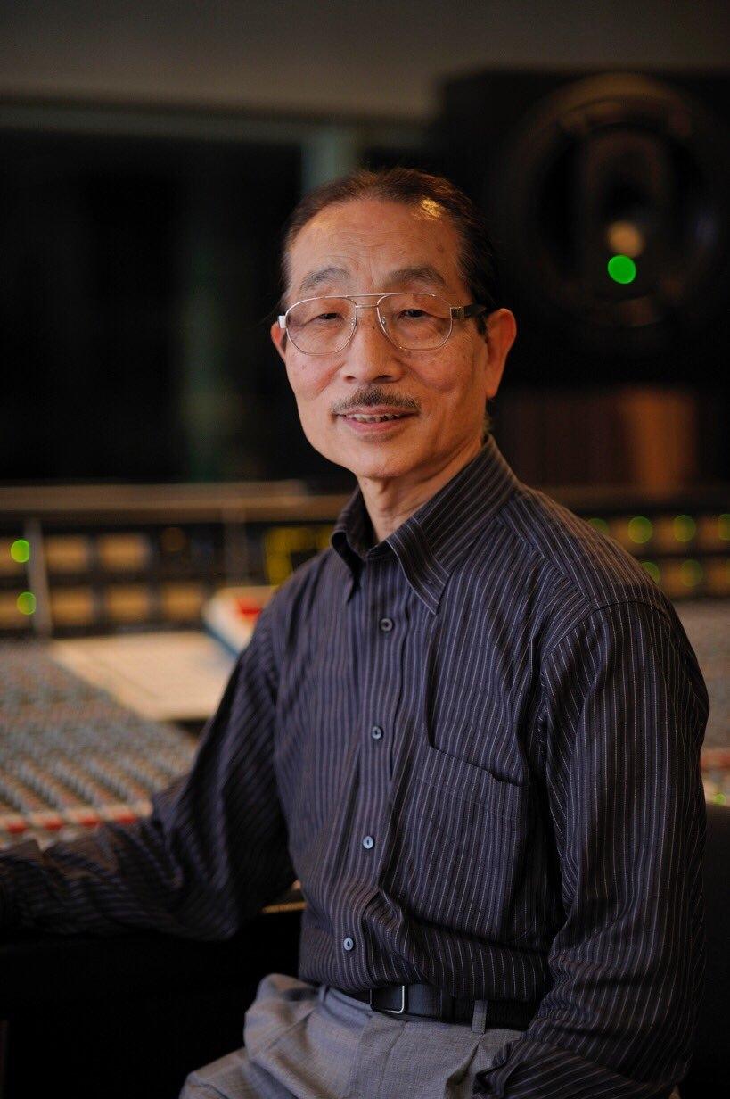 『鳥の詩』『もしもピアノが弾けたなら』を手掛ける作・編曲家の坂田晃一さん